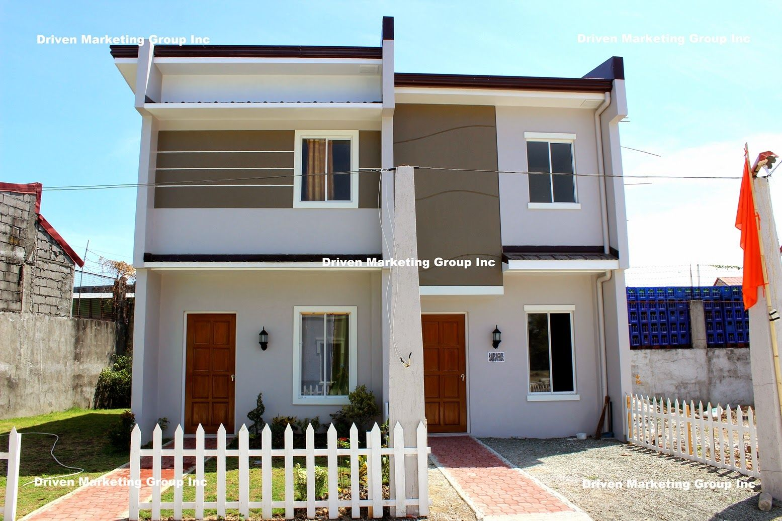 Pagibig Rent To Own House Springside Villas Mambog Bacoor Cavite Renttoown House Styles House Mambog