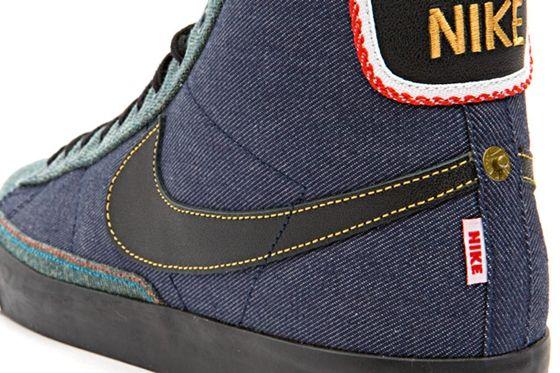 Nike Blazer [Selvedge Denim] | Nike