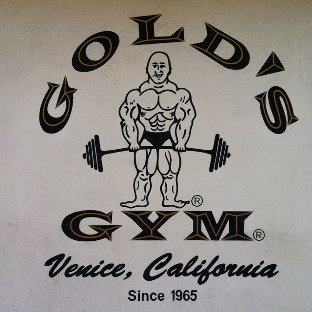Original Gold S Gym Logo Gym Logo Old Bodybuilder Crossfit Logo