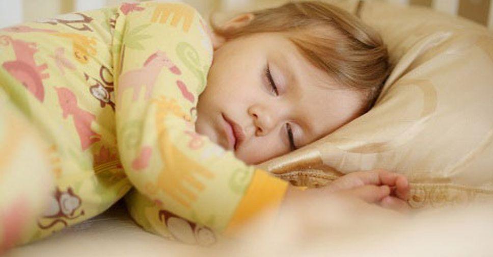 Quando acaba a soneca da tarde das crianças