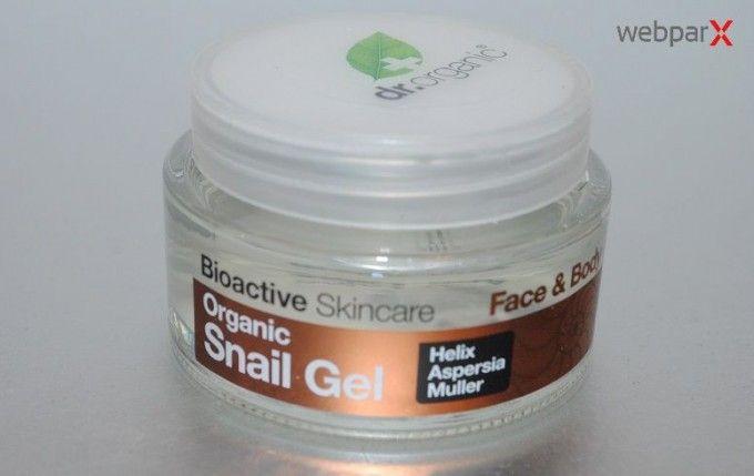 Snail Gel For Skin Care