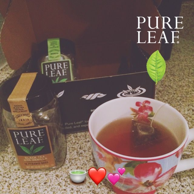 Received these products courtesy of Pure Leaf & Influenster for sampling purposes. ☺️
