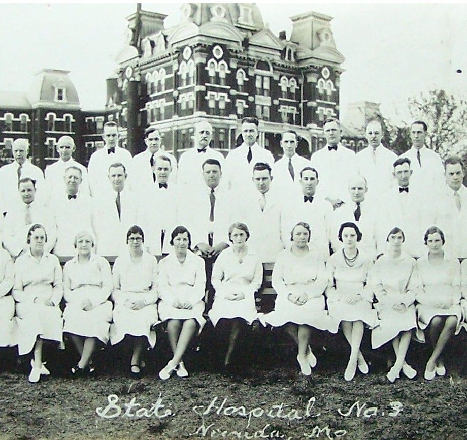 State Hospital Employees, Nevada, Vernon County, Missouri