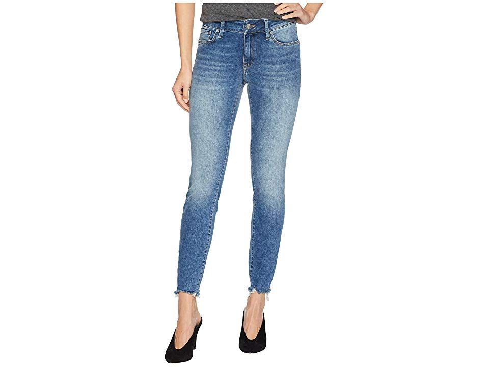 Mavi Jeans Adriana MidRise Skinny Ankle in Shaded 80s Vintage Shaded 80s Vintage Womens Jeans Feel fab no matter the occasion with these mavi Adriana Skinnies The Adriana...