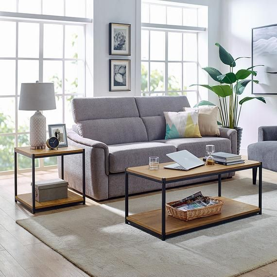Aaron Furniture Designs Tall Center Table Coffee Table W Sturdy
