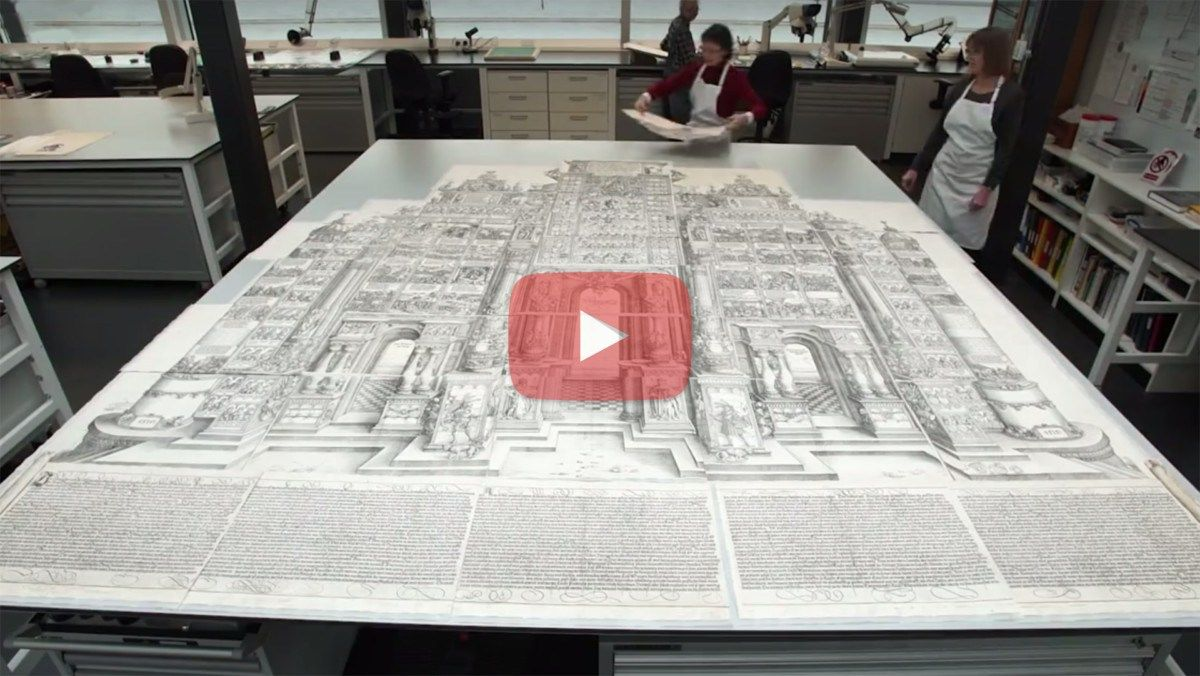 Conservation of the Largest Printed Work of the British ...