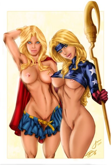 Very good Supergirl hot and naked words