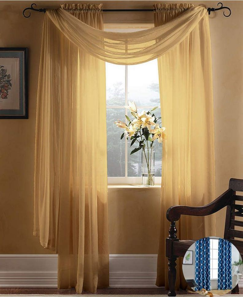 Curtain Color Combination For White Walls And Best Curtain Color For Light Grey Walls Simple Ideas For Livi Brown Curtains Sheer Curtains Curtains Living Room