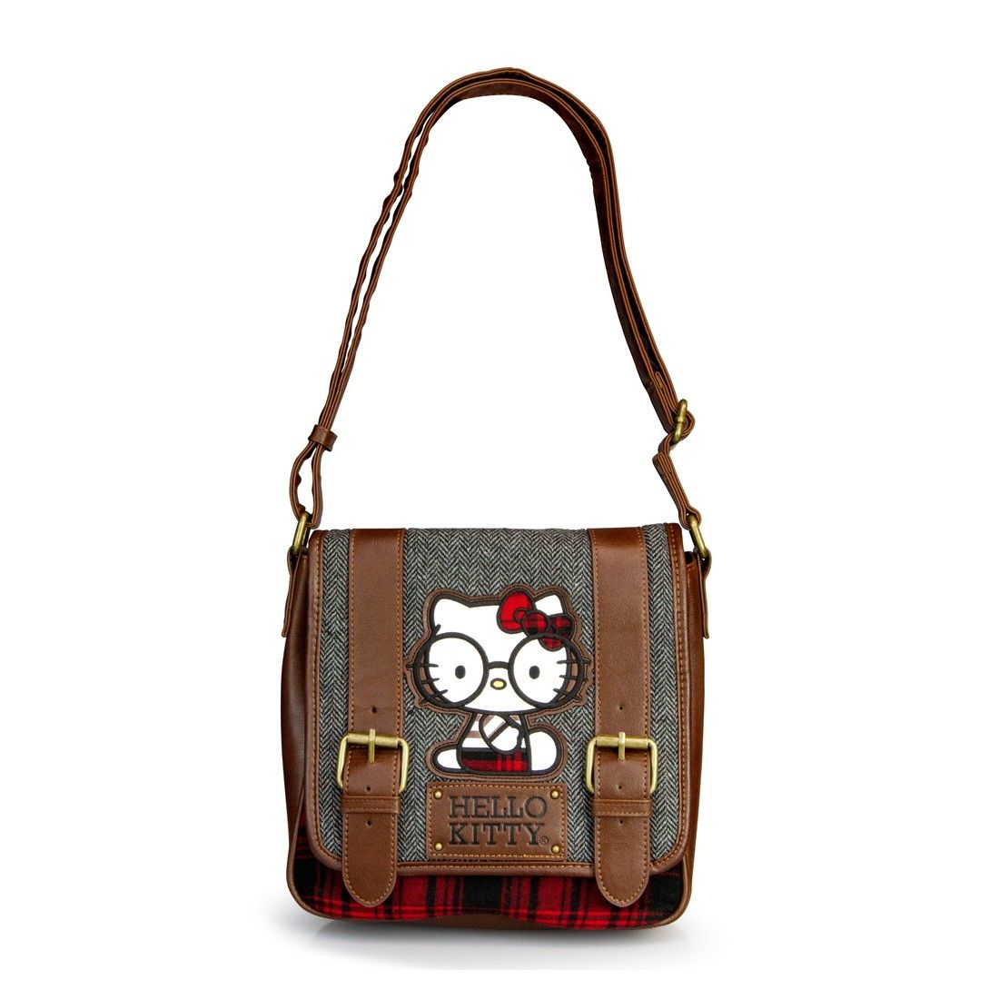4d49222f477a Also love this one hello kitty nerd with round glasses crossbody jpg  1100x1100 Nerdy hello kitty