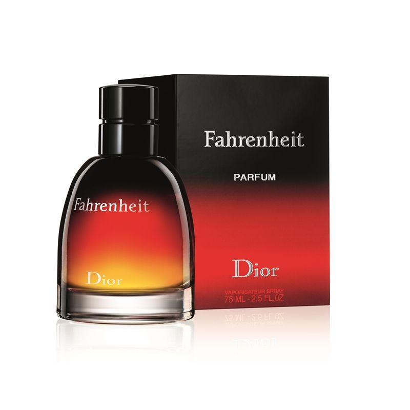 Fahrenheit Le Parfum By Christian Dior Perfumes Dior Christian