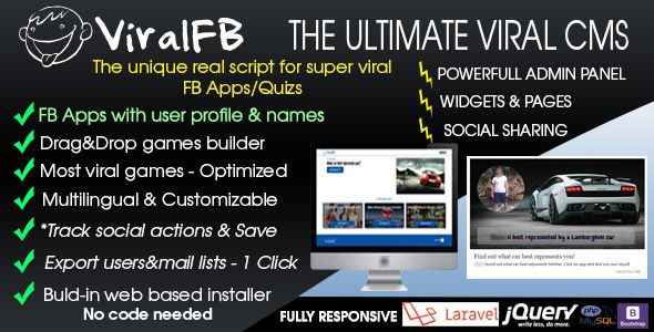 ViralFB The ultimate SUPER VIRAL APPS website Quiz