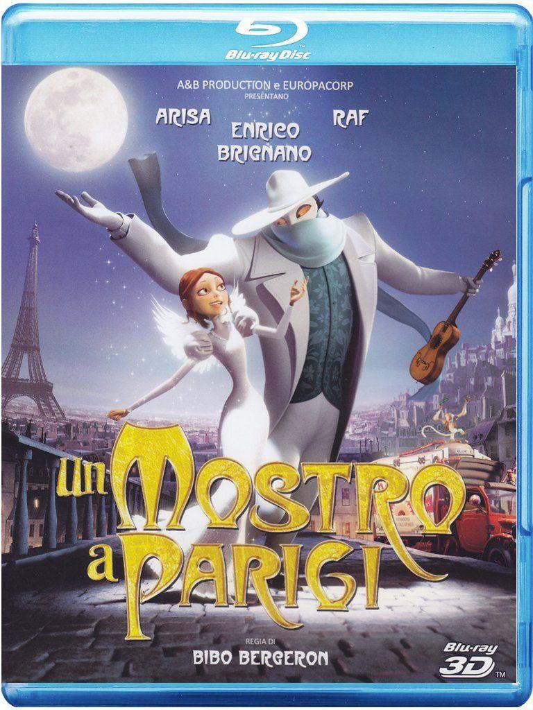 Un Mostro A Parigi 2d With Images Paris Movie Animated Movies