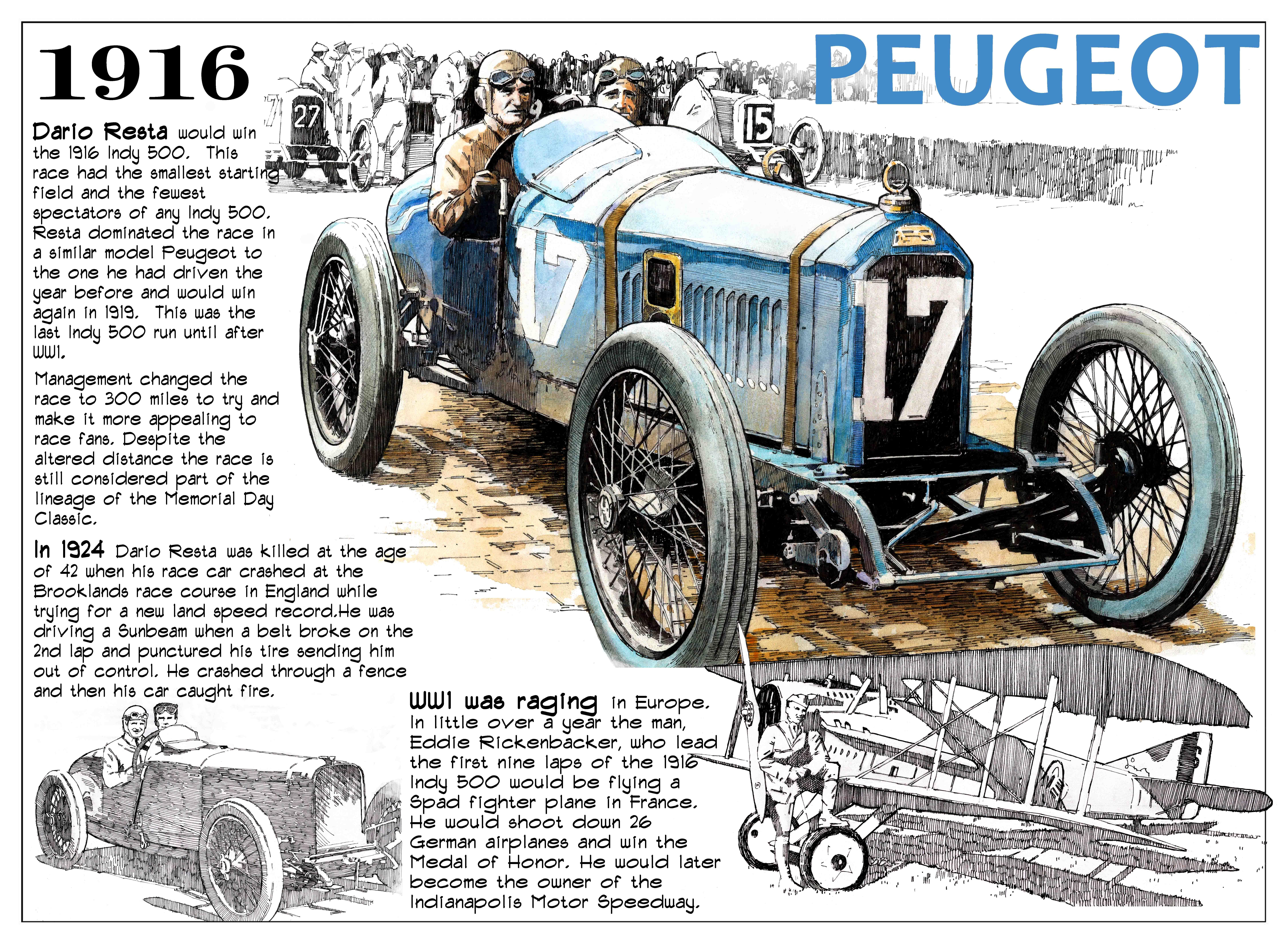1916 Indy email-1_0.jpg (9000×6600) | MotorRacing | Pinterest