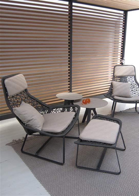kettal maia kettal maia bank sofa armchair paardekooper - Banksofa