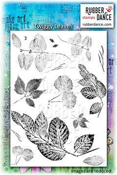 Rubber Stamps, Twiggy Leaves #eching 'Twiggy Leaves' is one of the most versatile leaf rubber stamps around.  There are 9 different types of leaves in this set, all in different sizes so that there is always a leaf of just the right size for your needs.  #rubberdancestamps #rubberstamps #rubberstamp #papercraft #leaves #eching Rubber Stamps, Twiggy Leaves #eching 'Twiggy Leaves' is one of the most versatile leaf rubber stamps around.  There are 9 different types of leaves in this set, all in dif #eching