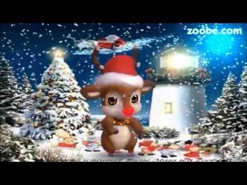 frohes fest ich schicke dir weihnachtsterne weihnachten weihnachtsmann animation