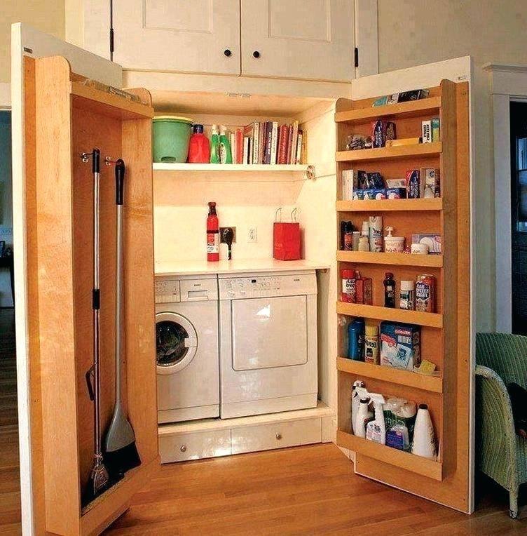Decoration Laundry Closet Doors Room Door Ideas Bi Fold Tiny