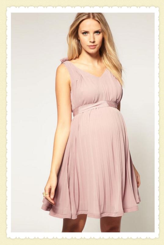 vestidos para gestantes delicados | Roupas gestante | Pinterest ...