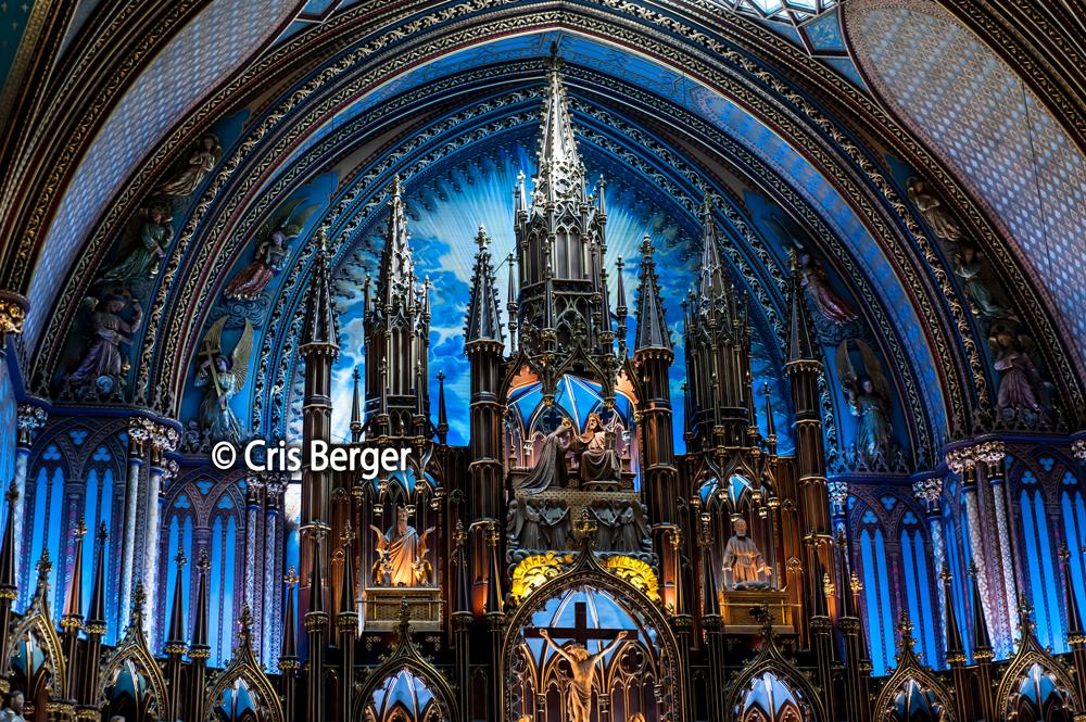 Basílica Notre Dame #Canada #Montreal #dicasdacrisberger #faith www.crisberger.com