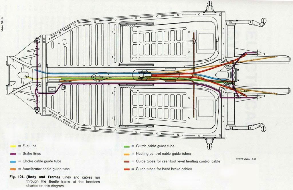 wiring diagram for 1971 vw beetle the wiring diagram 10 images about sixty two bug volkswagen type 4 wiring