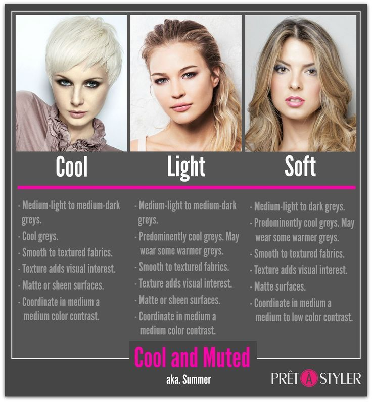 Image Result For Soft Summer Vs Light Summer Clothes Soft Summer