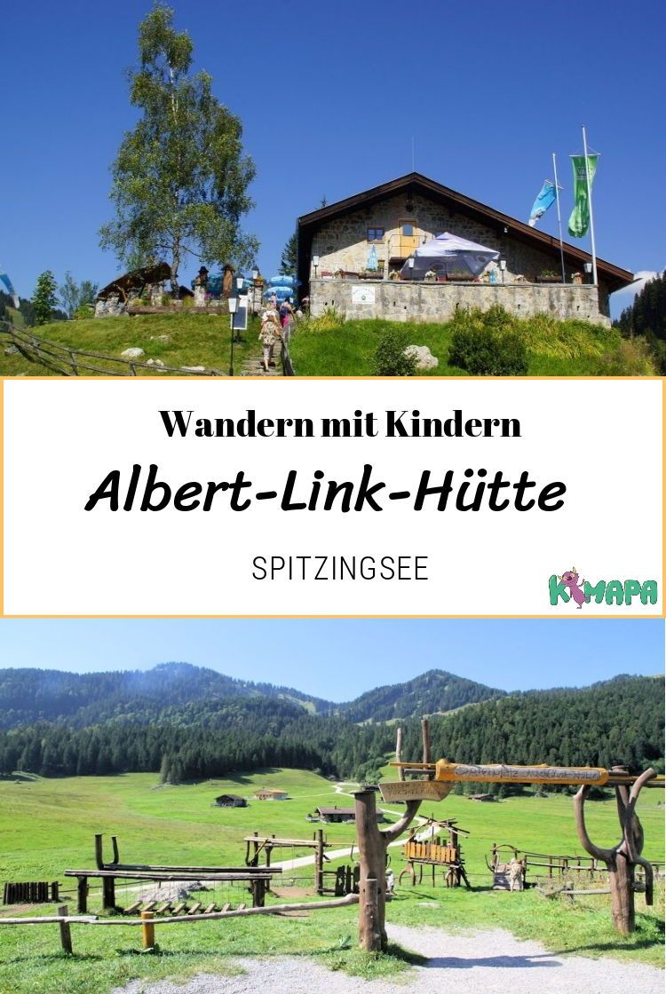 Photo of Albert-Link-Hütte – Spitzingsee – KiMaPa