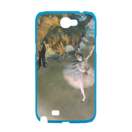 The Star by Edgar Degas Galaxy Note 2 Case on CafePress.com