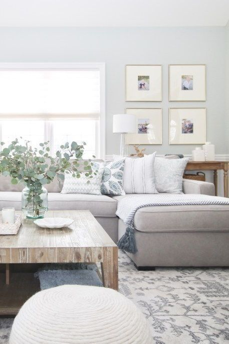 42 Awesome Living Room Decor for Summer images