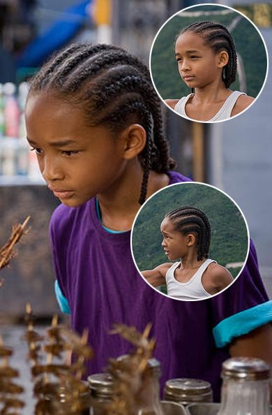 Jaden Smith Braid Hairstyle With Images African Hairstyles
