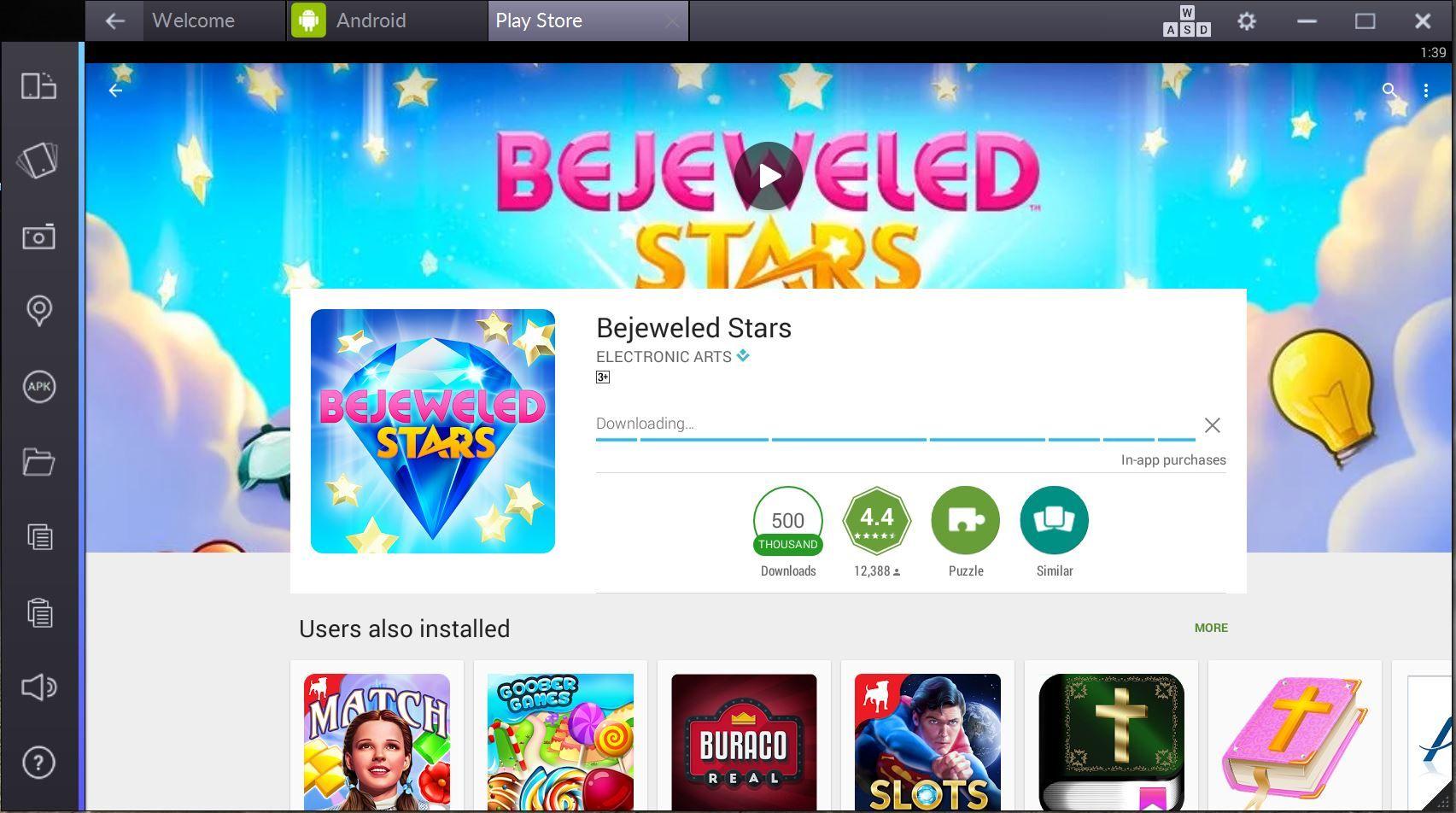 Bejeweled Stars für PC Online Download (Windows 7, 8, 8.1