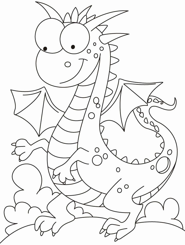 Dragon Tales N Coloring Pages For Kids Dragon Coloring Page Coloring Pages Coloring Books