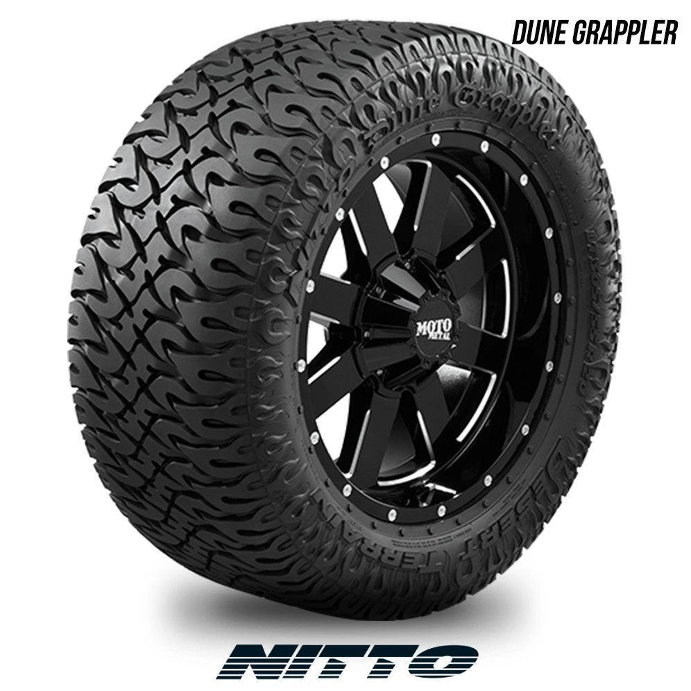 Nitto Dune Grappler 325 60r20 121r 325 60 20 3256020 Grappler Truck Tyres Nitto Tire