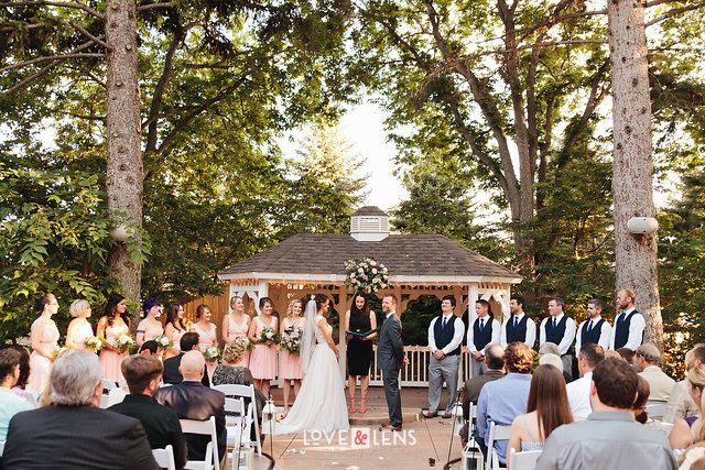 Wedgewood Weddings Tapestry House Fort Collins Colorado