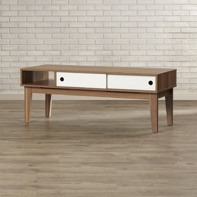 Incredible Varick Gallery Soft Modern Coffee Table Products Modern Home Interior And Landscaping Mentranervesignezvosmurscom
