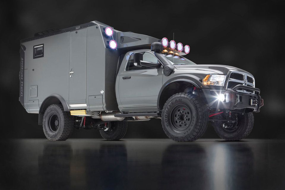 Gev Adventure Truck Expedition Vehicle Trucks Expedition