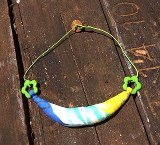 Lateliè-lcf: Summer necklaces collection, 2