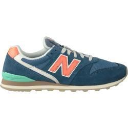 New Balance Sneaker Low Wl996 Blau Damen New Balance Balance Blau Damen Sneaker Wl996 In 2020 New Balance Sneaker New Balance Shoes New Balance