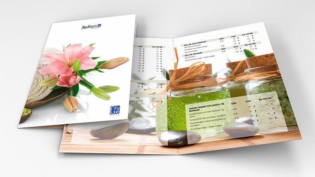 Creative Spa Menu Design For Inspiration  Spa    Spa