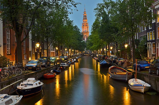 4-Day Holland and Belgium Break at Easter from London  This 4 day Easter break is designed to allow you to explore the buzz of Amsterdam but also allows you to take in the other side of Holland. This tour includes luxury return coach travel, three nights bed and breakfast accommodation with en-suite, evening meal with free bar and a day excursion to Brugge in Belgium.   After your central London pickup, depart for Dover for the 9:25am ferry crossing. Up...