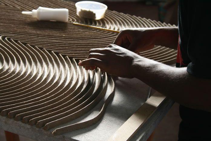Domingo Tortora Designer Recycled Cardboard Objects Gessato Gblog 5