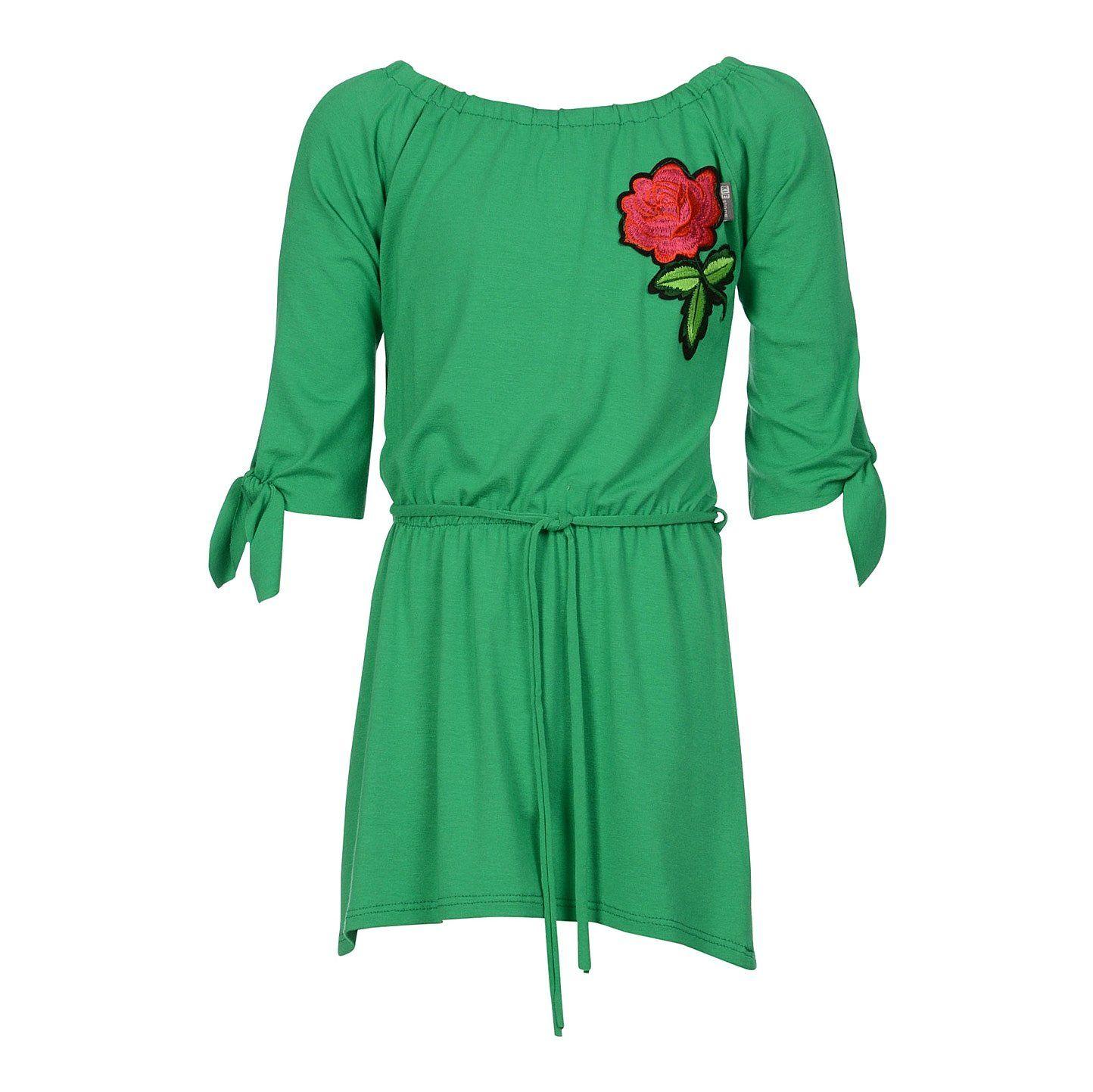 Tje Stone Kiezel Z18Kie Green Dress Girls Ks5450 5Rjq4L3A