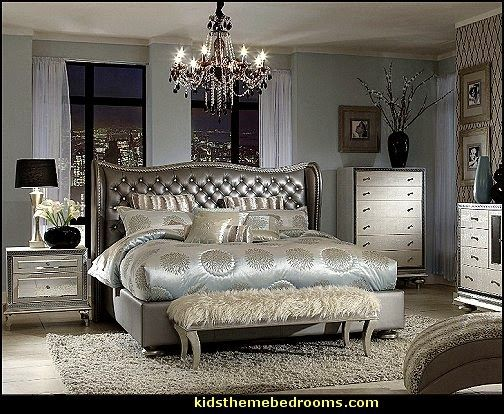 glam comforter sets - Google Search