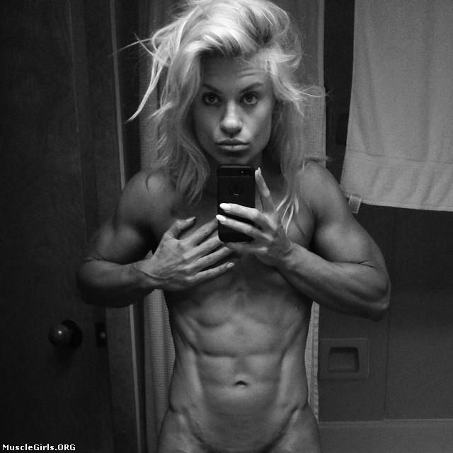Hot Nude Muscle Girls