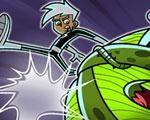 Em Danny Phantom Urban Jungle Rumble, junte-se a Danny Phantom em mais uma aventura. Desta vez, Danny está em uma competição do melhor lutador e precisa de sua ajuda par mostrar a todos quem é o melhor. Divirta-se com Danny Phantom!