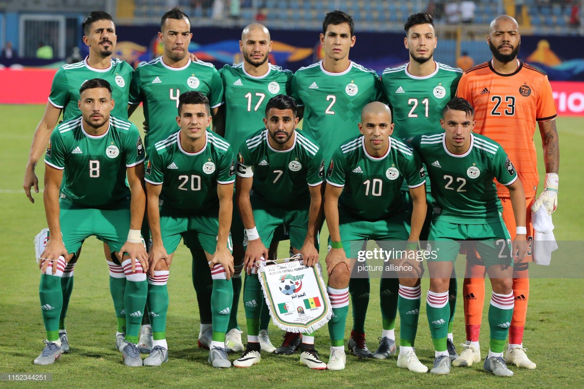 Algerie Bein Sports Alger Soccer