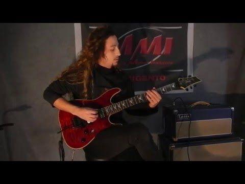 MMI Agrigento - Carmelo Scozzari in Stratosphere Stratovarius - Esame di I° Livello - YouTube