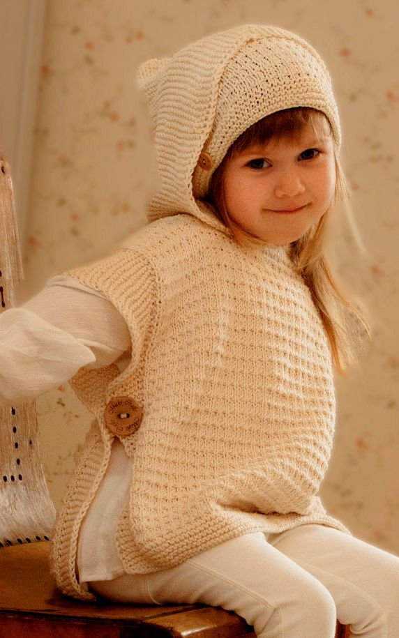 Free adult pullover sweater pattern with hood