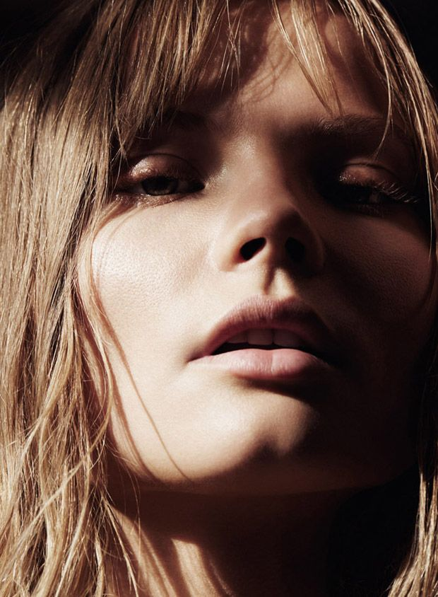 Magdalena Frackowiak for Russh Magazine by Ward Ivan Rafik