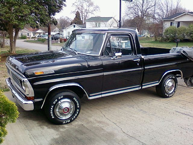 1970 Ford F100 1970 Ford F100 For Sale Belmont North Carolina Ford Pickup Trucks Ford Trucks Classic Trucks