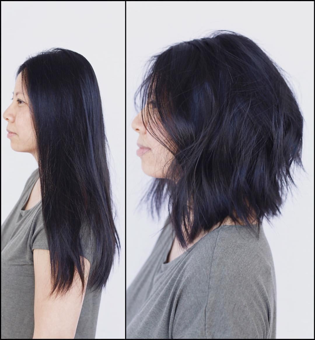 Snip Snip Beforeandafter Haircut Anhcotran Anh Co Tran Hair Styles Long Hair Styles